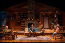 On Golden Pond: SD: Angiie Weber Miller LD: Shelley Strasser Holland