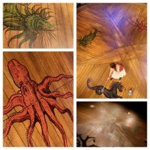 Spamalot floor Octopus and fish me ;)