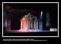 Northwestern University Opera: Abduction From the Seraglio